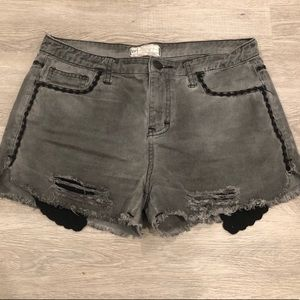 Free people shorts 29